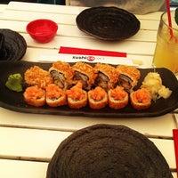 Photo taken at SushiCo by Selma E. on 7/20/2013