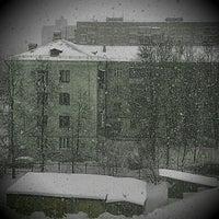 Photo taken at Хит FM by Sergey Z. on 2/8/2013