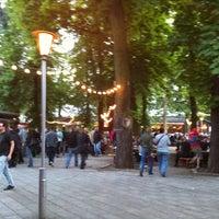 6/5/2013에 Falk님이 Pratergarten에서 찍은 사진