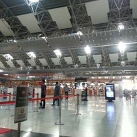 Photo taken at Domestic Departures by Serhat A. on 9/27/2012