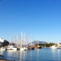 6/24/2013 tarihinde Ahmet Sabriziyaretçi tarafından Datça Yat Limanı'de çekilen fotoğraf