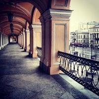 Снимок сделан в Большой Гостиный двор пользователем Oleg V. 5/18/2013