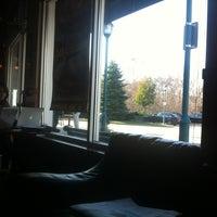 Photo taken at Brewed Awakenings by Ksenia P. on 11/10/2012