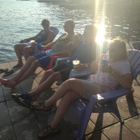 Photo taken at Lake Escape by Libby on 8/6/2013