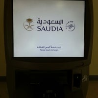 Photo taken at Saudi Arabian Airlines Office by Areej on 12/13/2012