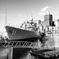 Photo taken at Australian National Maritime Museum by Casey V. on 1/11/2013