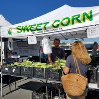 Photo taken at Cambrian Plaza Farmers Market by Richard C. on 6/28/2017