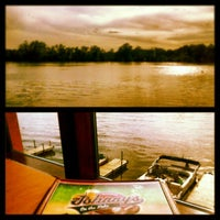 Photo taken at Johnny's On The Lake by Jessica on 6/4/2013