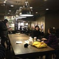 Photo taken at Starbucks by Kyoko on 2/22/2013