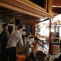 Photo taken at Café Lazar by Eric C. on 7/8/2013