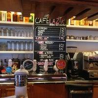 Photo taken at Café Lazar by Eric C. on 1/10/2013