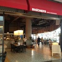 11/23/2012 tarihinde Ayse Nur G.ziyaretçi tarafından Big Chefs'de çekilen fotoğraf