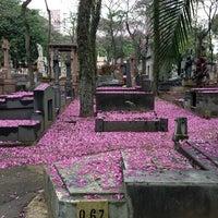 Photo taken at Cemitério da Consolação by Messias J. on 5/27/2013