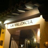 Photo taken at La Valencia Hotel by Irv on 1/21/2013