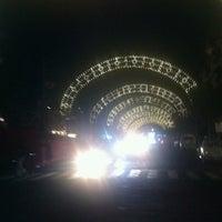 Photo taken at Rua Coberta by Cristiano on 11/10/2012