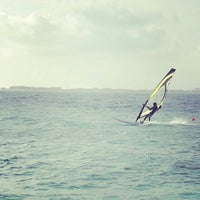 Photo taken at Nine Star Water Sports by Ibrahim A. on 12/25/2013