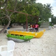 Photo taken at Nine Star Water Sports by Ibrahim A. on 12/6/2013