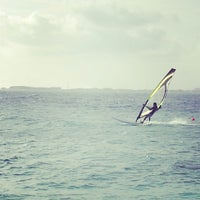 Photo taken at Nine Star Water Sports by Ibrahim A. on 12/23/2013
