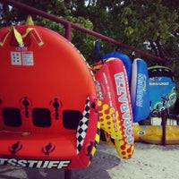 Photo taken at Nine Star Water Sports by Ibrahim A. on 9/6/2013
