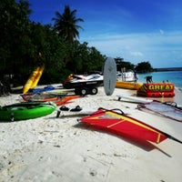 Photo taken at Nine Star Water Sports by Ibrahim A. on 7/26/2013