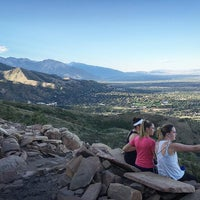 Photo taken at The Living Room Hike by Bryce R. on 7/22/2016