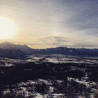 Photo taken at Heber Valley Camp by Bryce R. on 2/20/2016