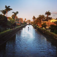Photo taken at Venice Canals by Bryce R. on 3/5/2013