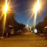 Снимок сделан в Улица Кирова пользователем Дмитрий С. 4/20/2013