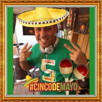 Photo taken at Vallarta's Mexican Restaurant by DJ Bash on 5/5/2014