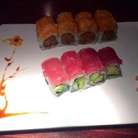 Photo taken at Sake House by DJ Bash on 5/22/2014
