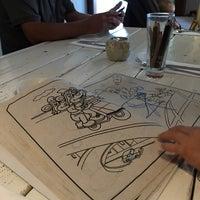 Das Foto wurde bei Farina - Pizza Pasta Bar von Christian S. am 6/19/2016 aufgenommen