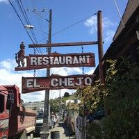 Photo taken at Restaurante El Chejo by Claudio D. on 1/28/2013