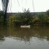Photo taken at Saung Talaga by Agus K. on 3/24/2013