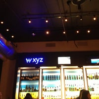 Photo taken at WXYZ Bar by Kelly on 11/10/2012