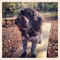Photo taken at Stoney Creek Dog Park by Kelly on 11/18/2012