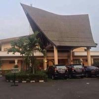 Photo taken at Gedung Mulia & Raja by 🌸Mama A. on 10/26/2013