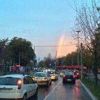 Photo taken at Square Dedinje by Andrej N. on 11/23/2013