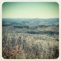 Photo taken at Ozark National Forest Outlook by Suzanne K. on 12/11/2012
