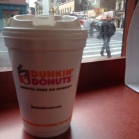 Photo taken at Dunkin' Donuts by Nick C. on 3/13/2014
