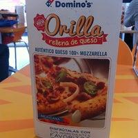 Photo taken at Dominos pizza cuautitlan by Jesus B. on 7/16/2013
