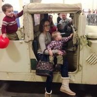 Photo taken at US Army National Guard Armory by Seth C. B. on 12/15/2013