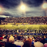 Finley Stadium Davenport Field