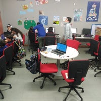 Photo taken at Guadalinfo Comares by Sergio V. on 1/25/2018