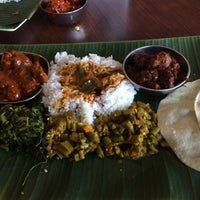 Photo taken at Bharat Curry House by Javier on 1/18/2015