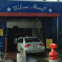 Photo taken at Riverboat Car Wash by Lexi N. on 12/22/2012