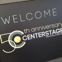 Photo taken at Center Stage by Bennett on 2/10/2013