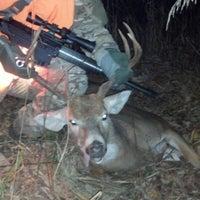 Photo taken at Redneck Hunt Camp by Carl R. on 11/11/2012