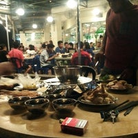 Photo taken at Rawa Steamboat 青叶自助式火锅 by Khusairill A. on 1/7/2017