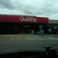 Photo taken at QuikTrip by Tanya C. on 9/16/2012