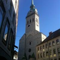 Das Foto wurde bei St. Peter von André K. am 10/20/2012 aufgenommen